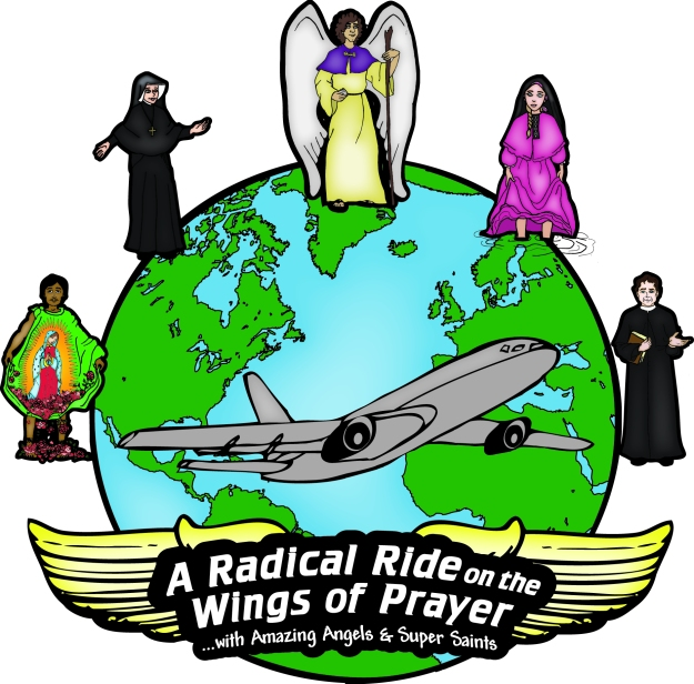 radical ride logo color